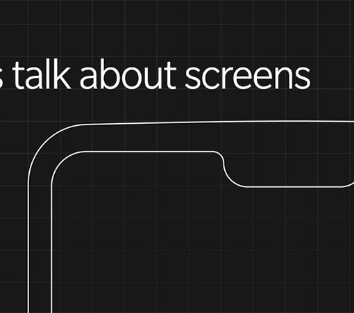 OnePlus 6 teaser pantalla notch