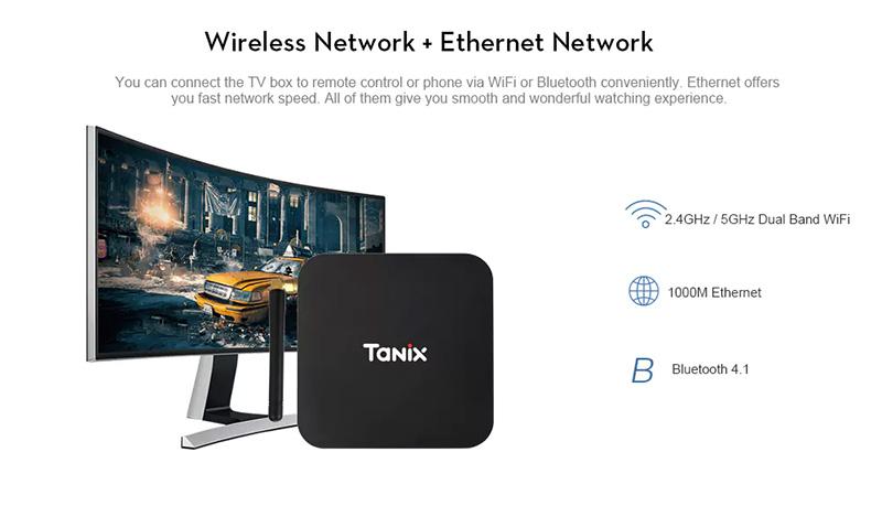 Tanix TX28 TV Box