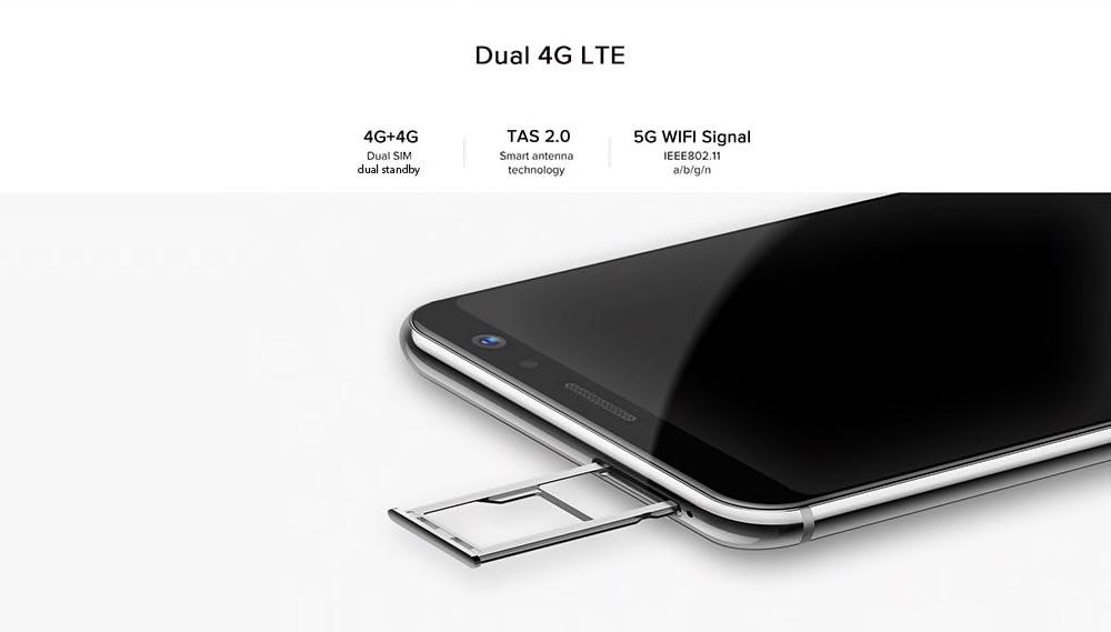 UMIDIGI A1 - Dual SIM 4G LTE