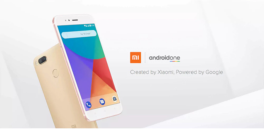 Xiaomi Mi A1 con Android One de Google
