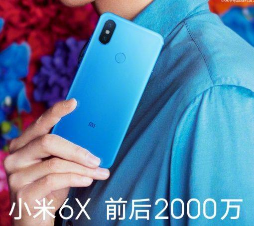 Xiaomi Mi 6X y Mi A2