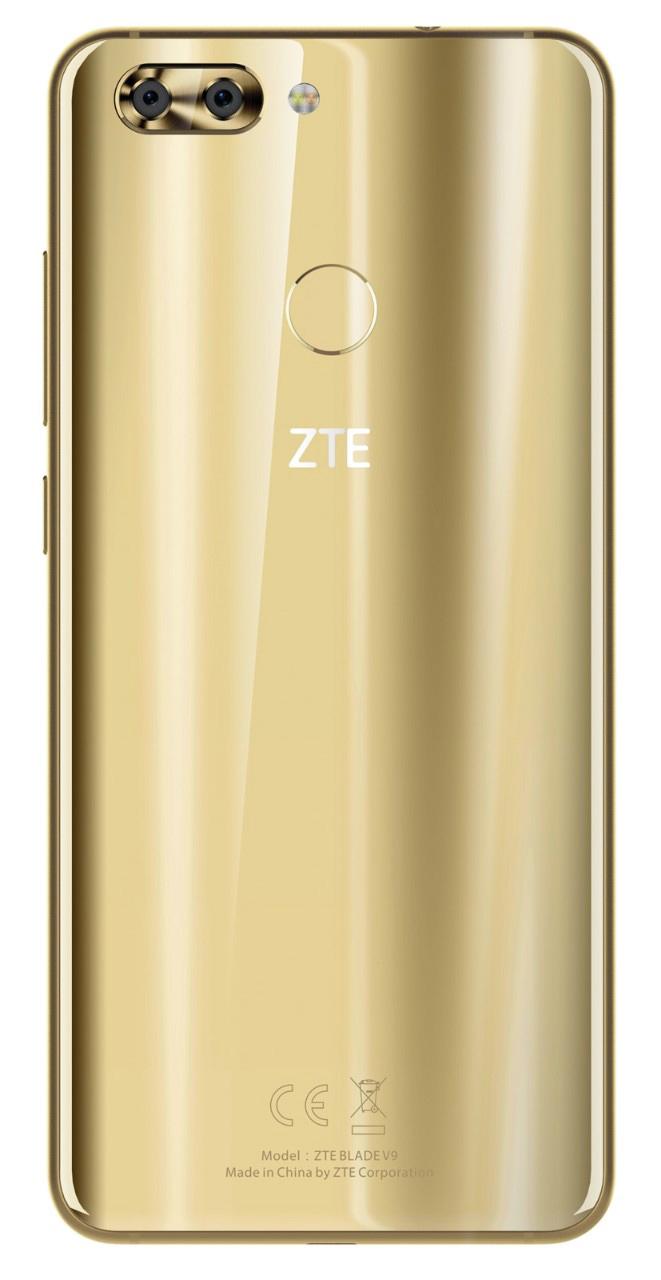 ZTE Blade V9 16 y 32 GB en México con Telcel -Cámara dual posterior