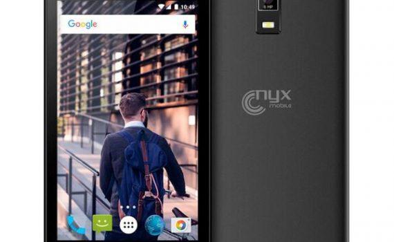 Nyx Mobile Blink delante y atrás