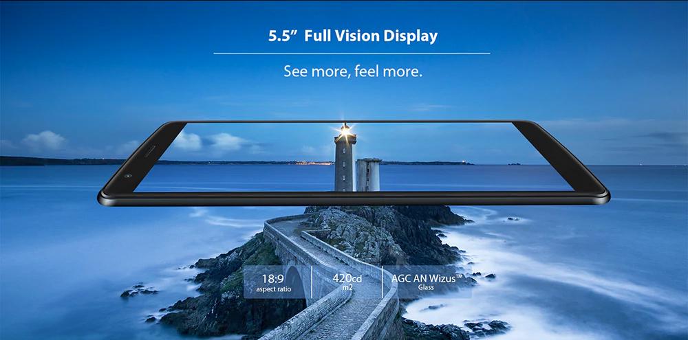 """Blackview A20 un smartphone accesible con pantalla IPS 5.5"""""""