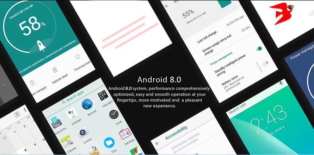 Blackview A20 un smartphone accesible con Android 8.0 optimizado