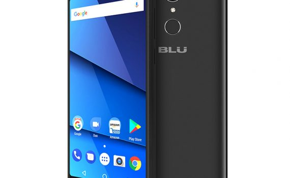 Blu View XL color negro en México