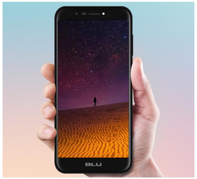 Blu View XL pantalla nítida a 18:9
