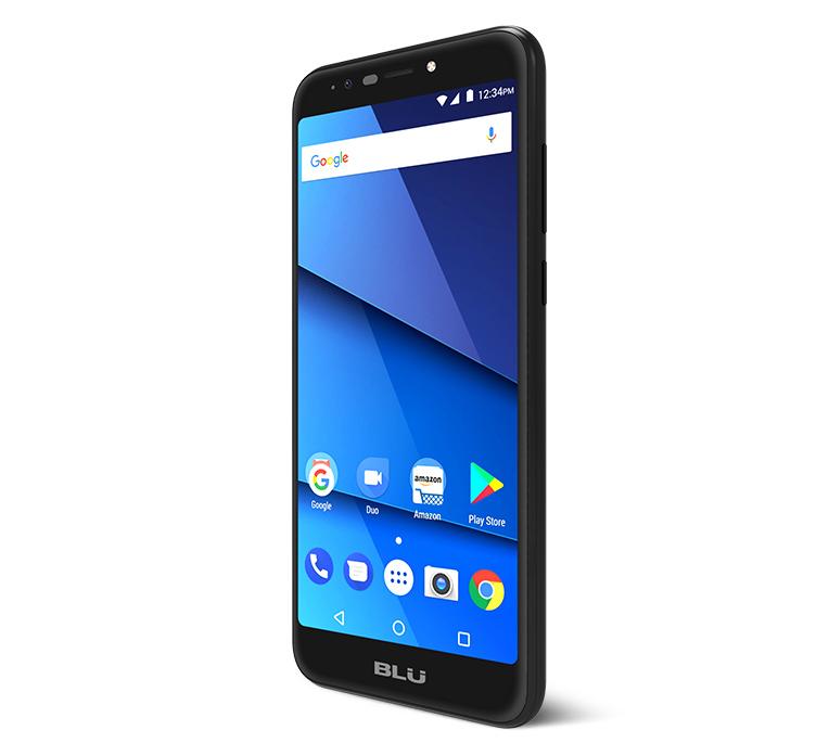 """Blu View XL color negro en México pantalla de 5.7"""""""