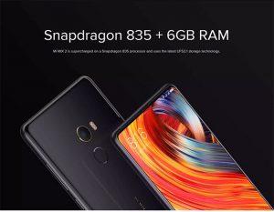 Xiaomi Mix 2 con Snapdragon 835 y 6 GB en RAM