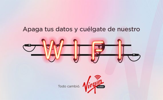 Virgin Mobile WiFi Gratis en México