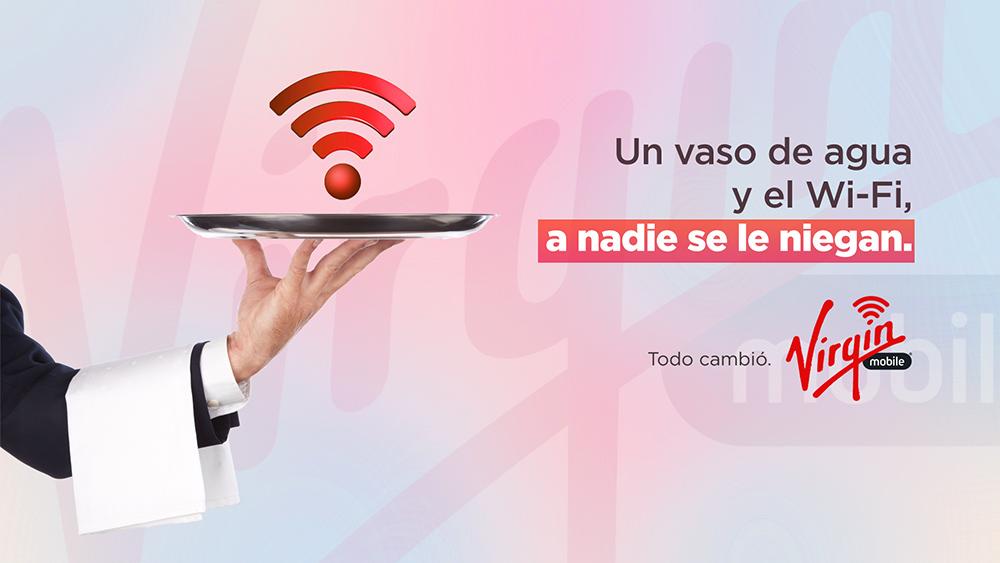 Virgin Mobile ofrece WiFi Gratuito en México