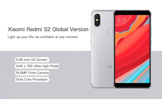 Xiaomi Redmi S2 versión global