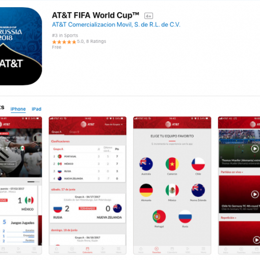 AT&T FIFA World Cup
