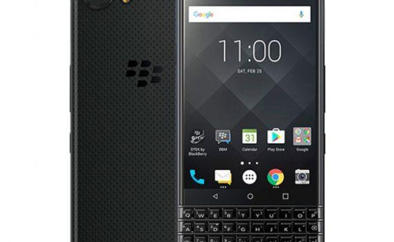 Blackberry KEYone Black Edition equipo