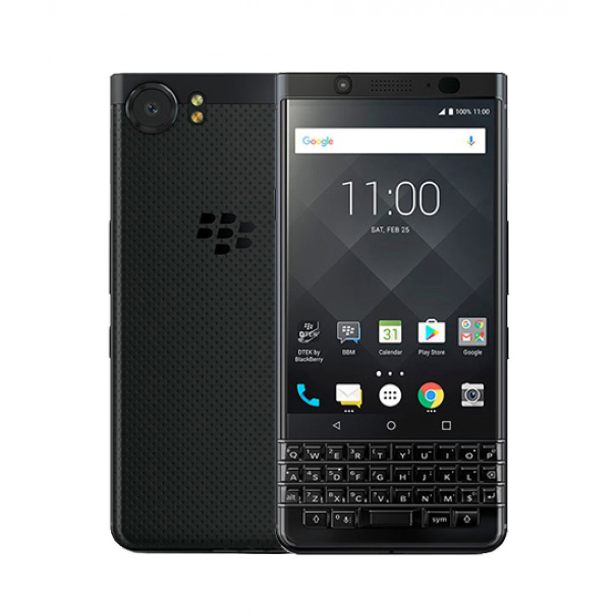 Blackberry KEYone Black Edition equipo