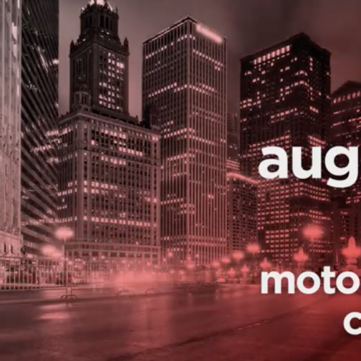 Motorola evento agosto 2018