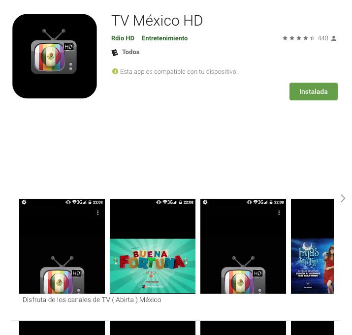TV México HD