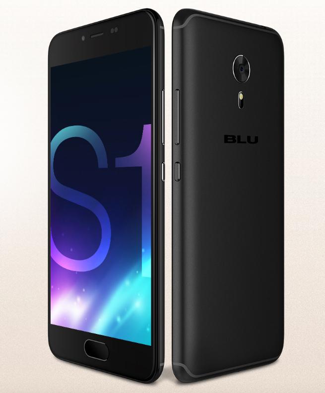Blu S1 color negro en México