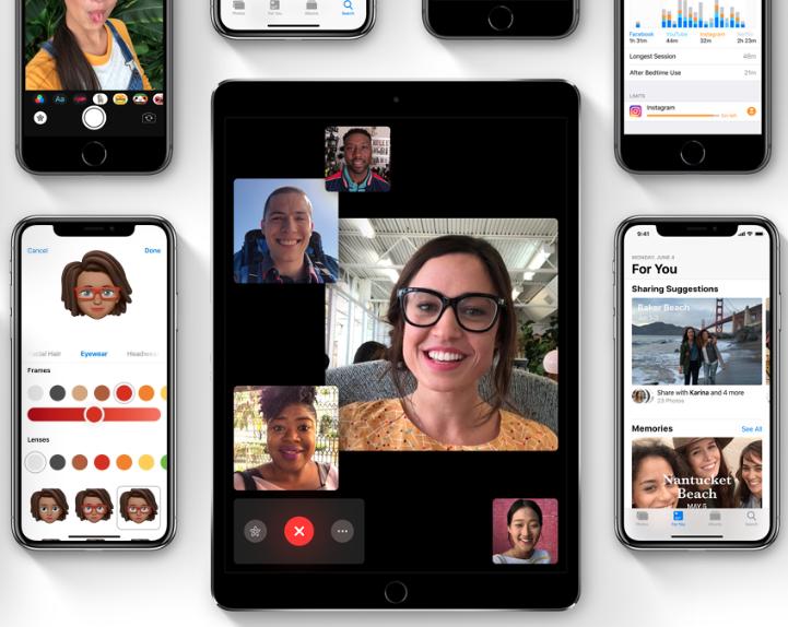 iOS 12 funciones