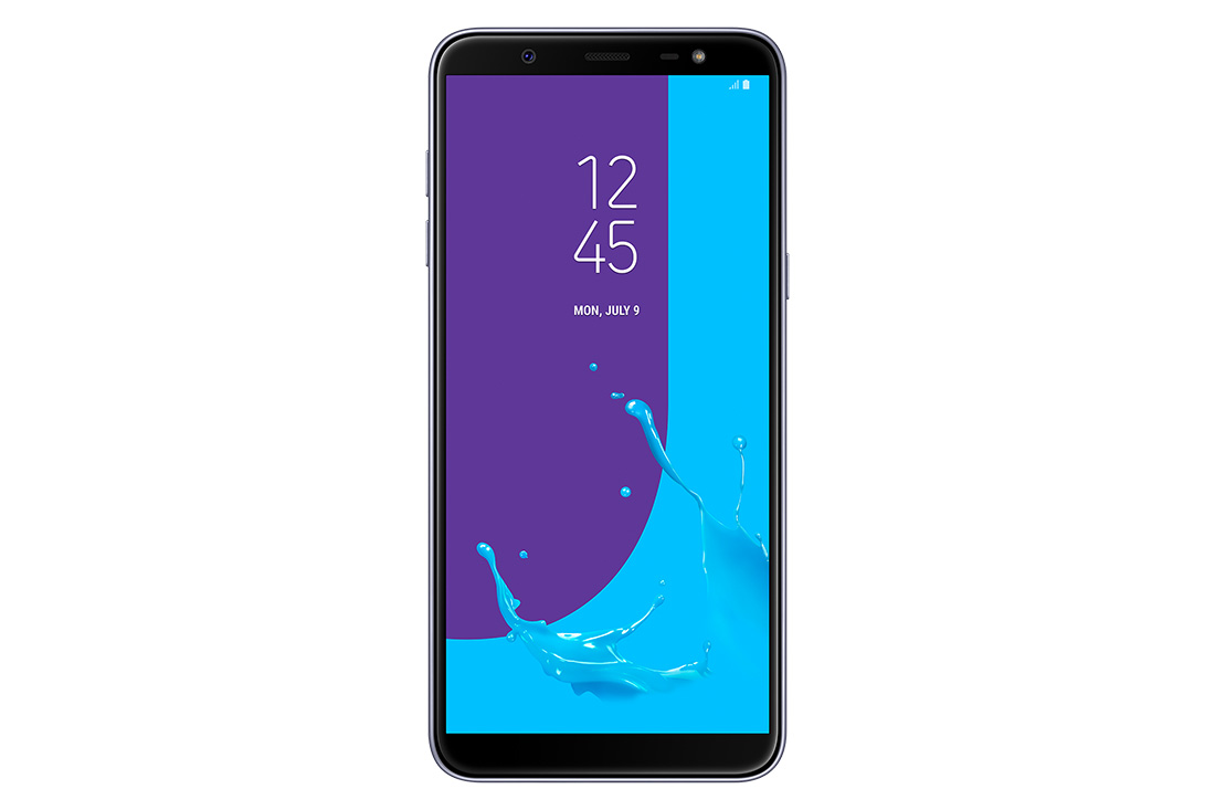 Samsung Galaxy J8 en México - pantalla amplia de 6 pulgadas
