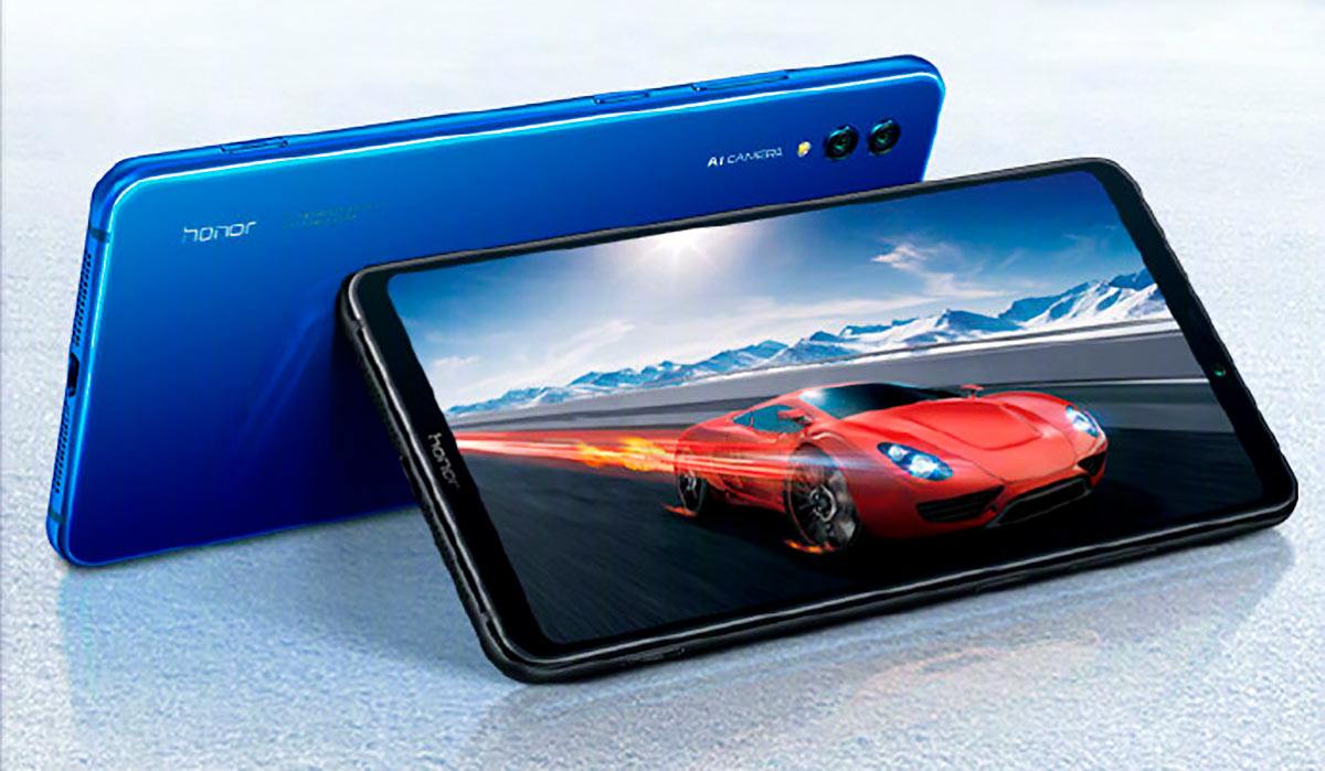 Honor Note 10 completo