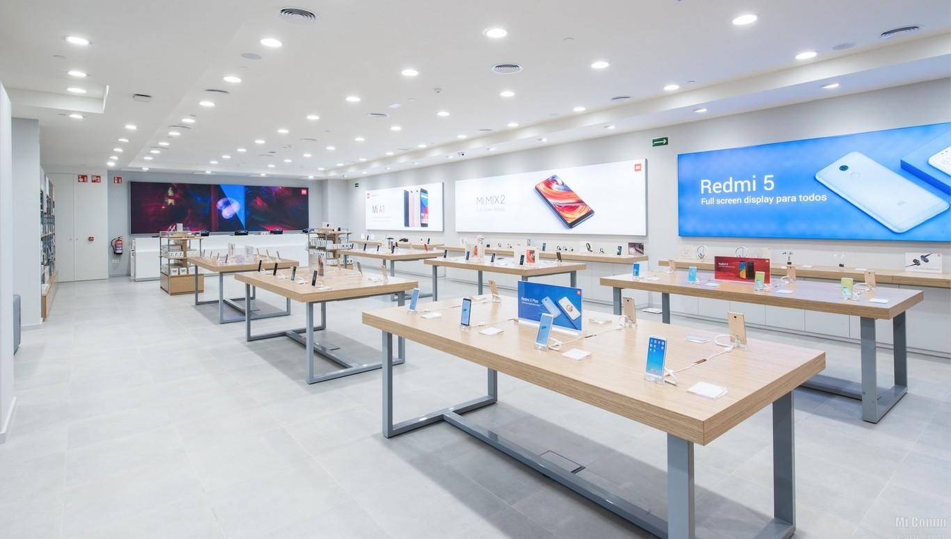 Mi Store tienda Xiaomi