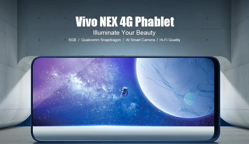 Vivo NEX 4G Phablet