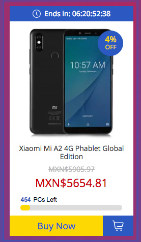 Xiaomi Mi A2 de 64 GB