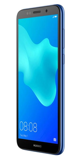 Huawei Y5 2018 pantalla HD+ - llega con Telcel a México