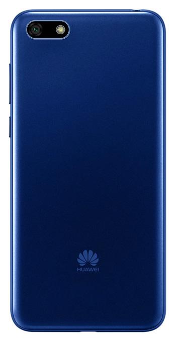 Huawei Y5 2018 cámara posterior - llega con Telcel a México