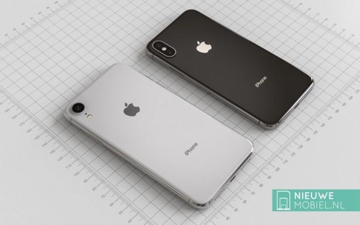 iPhone de 6.1 pulgadas atrás