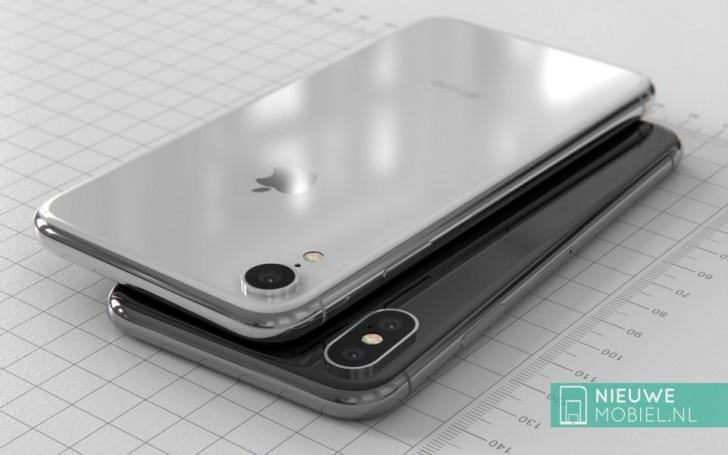 iPhone de 6.1 pulgadas comparación