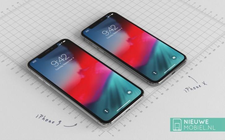 iPhone de 6.1 pulgadas