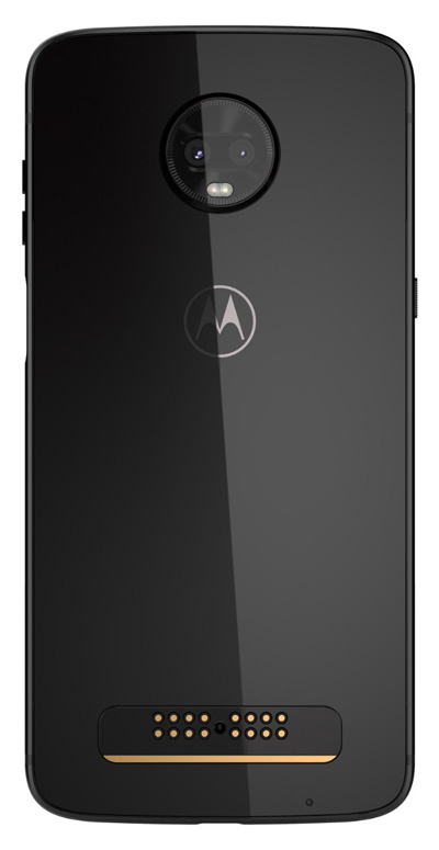 Moto Z3 Play Music en México con Telcel - cámara posterior Dual