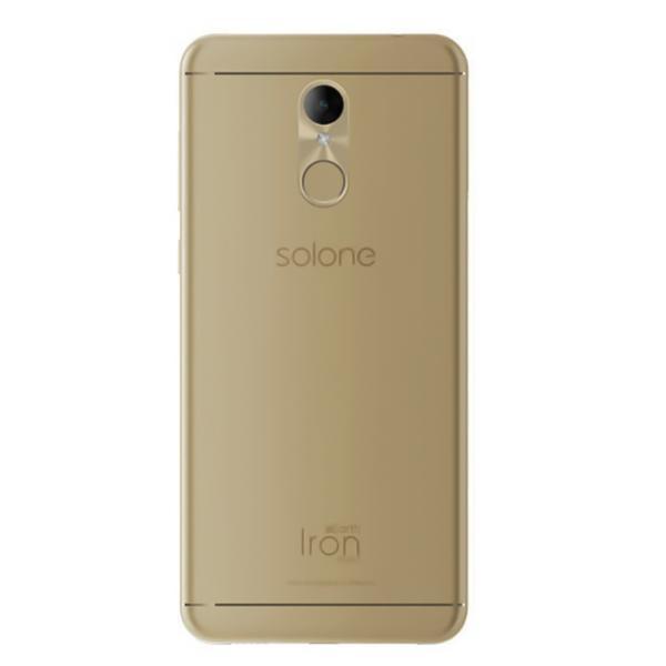 Solone Earth Iron dorado