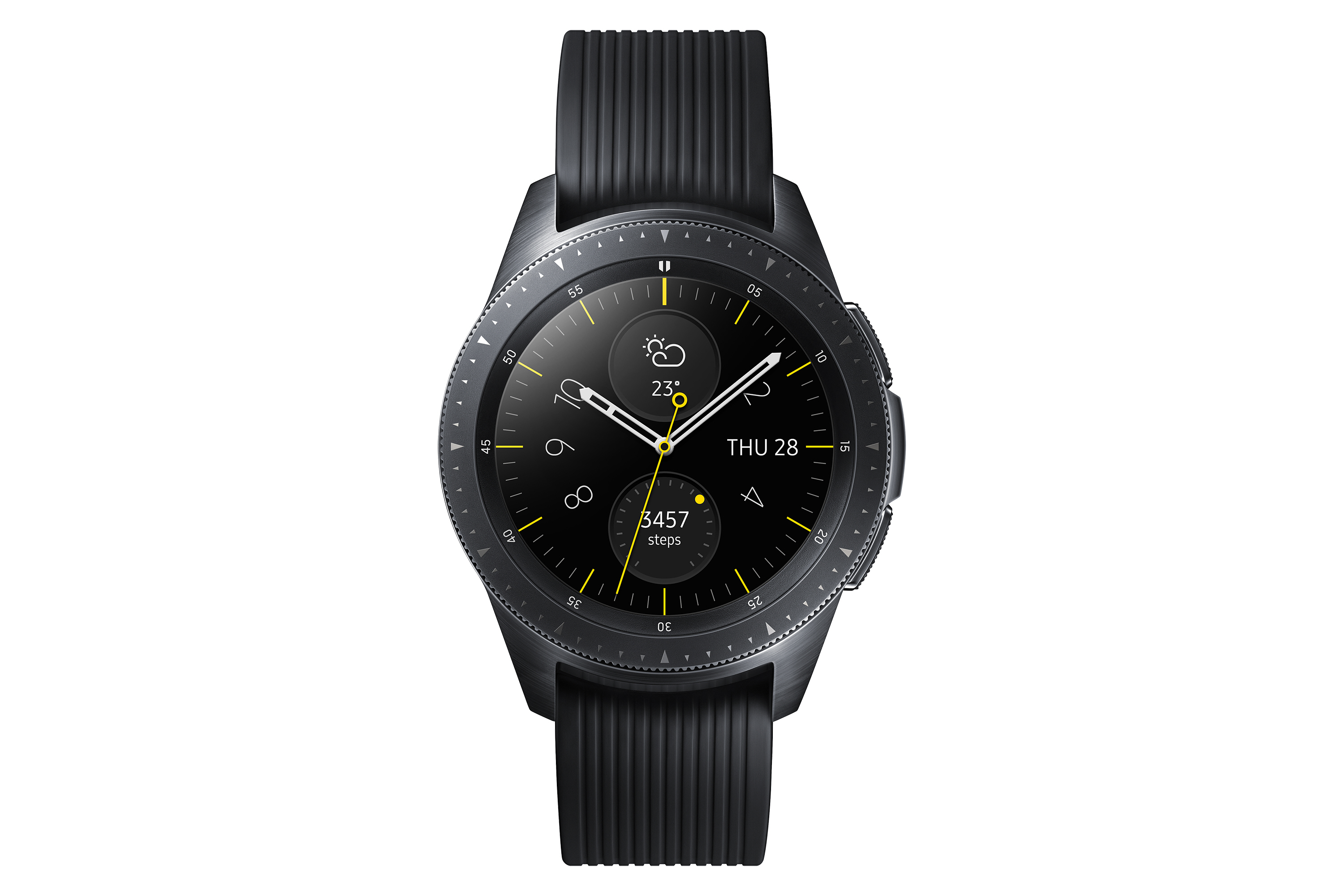 Galaxy Watch Midnight Black