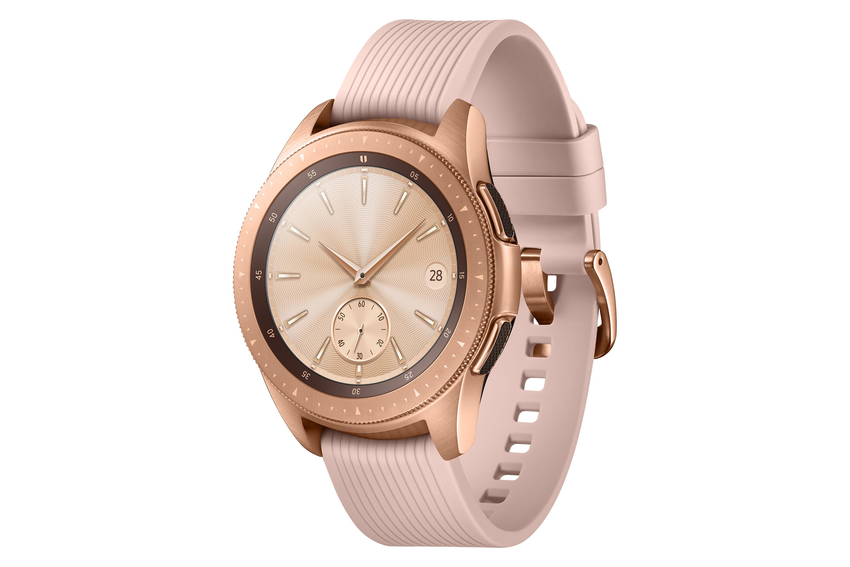 Galaxy Watch Rose Gold