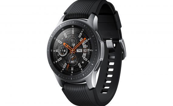 Galaxy Watch negro