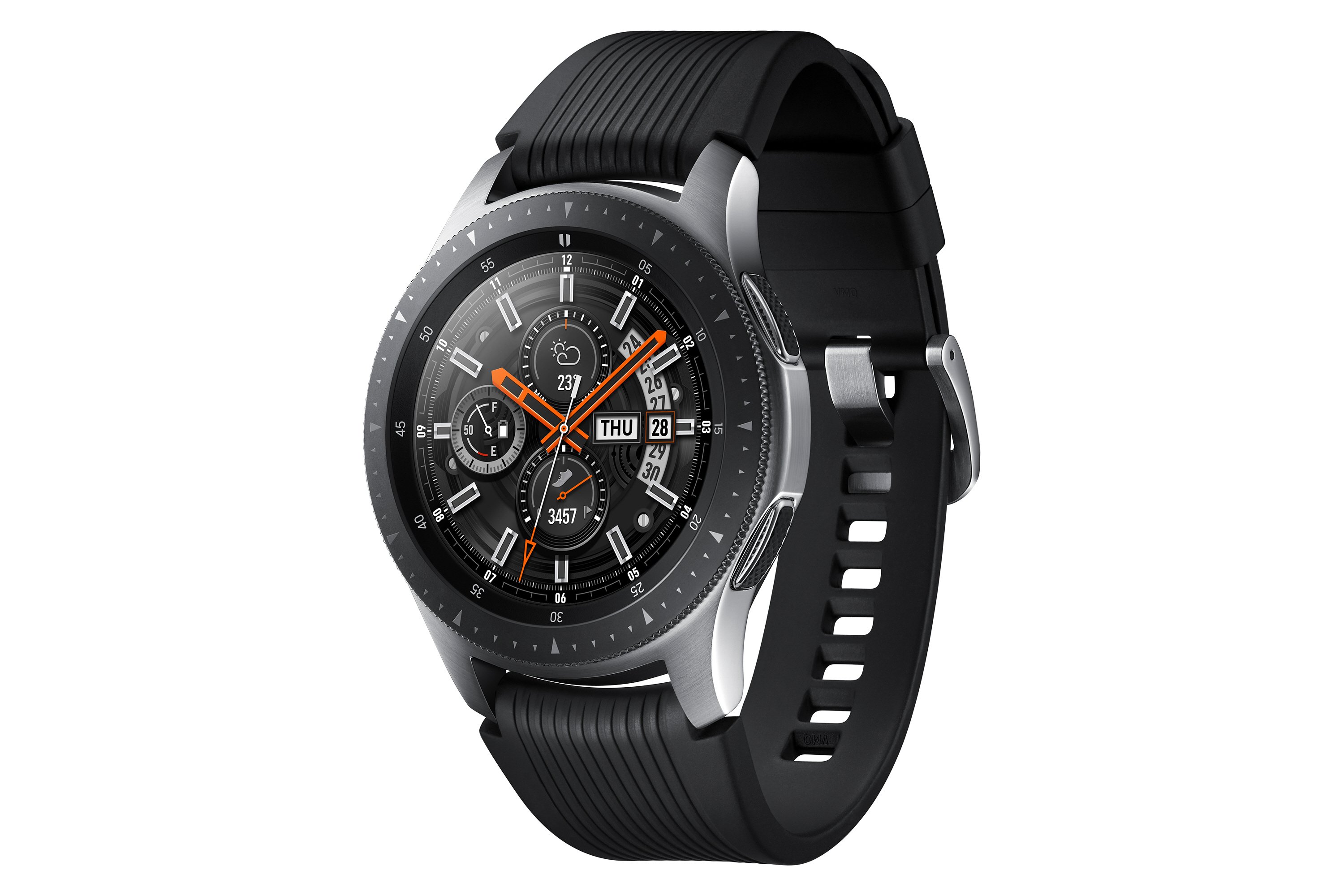 Galaxy Watch negro