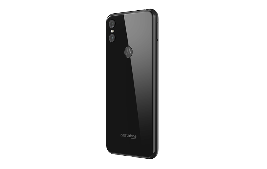 Motorola One Backside Right