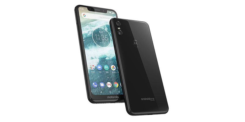 Motorola One PDP Hero