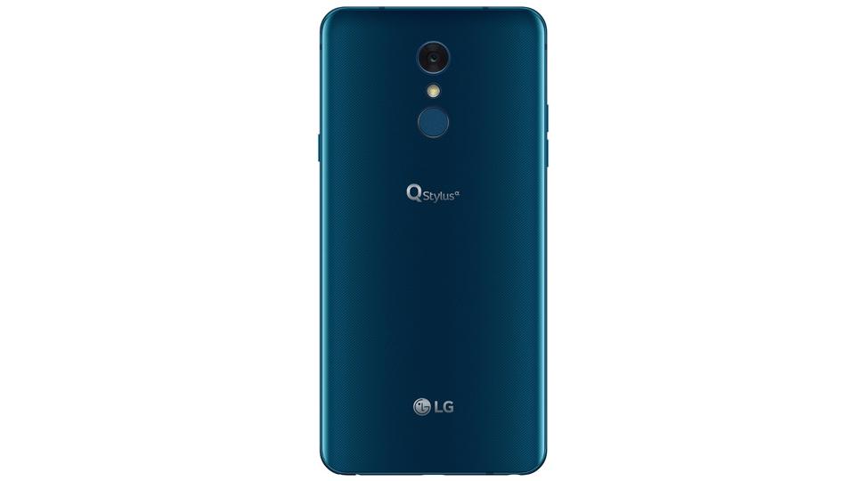 LG Q Stylus Alpha cubierta