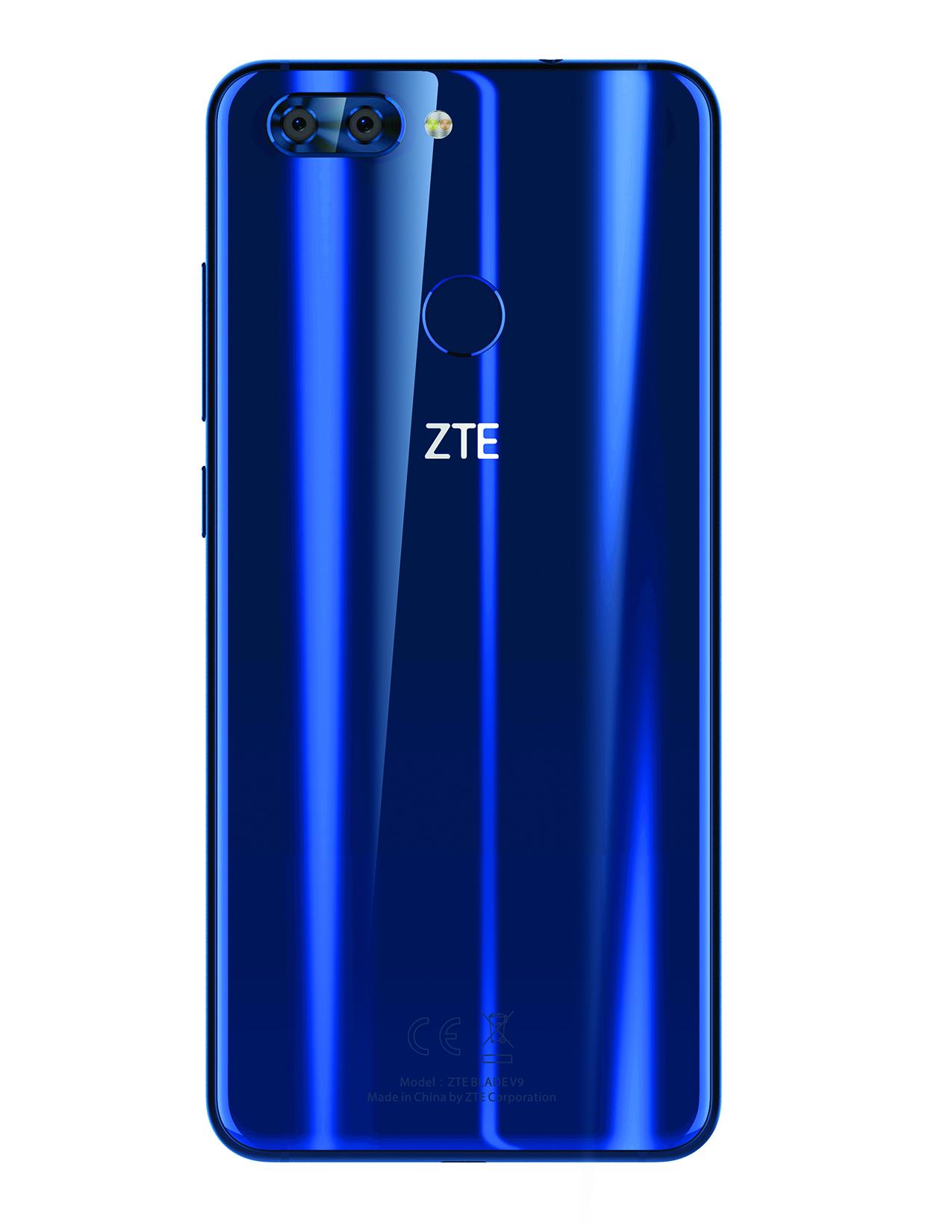 ZTE Blade V9 posterior