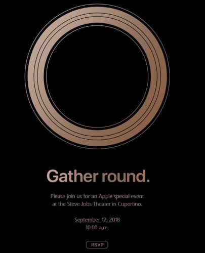 Apple Keynote 2018