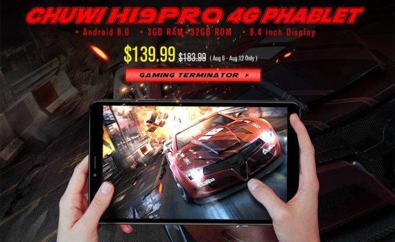 Chuwi Hi9 Pro ya disponible a precio accesible
