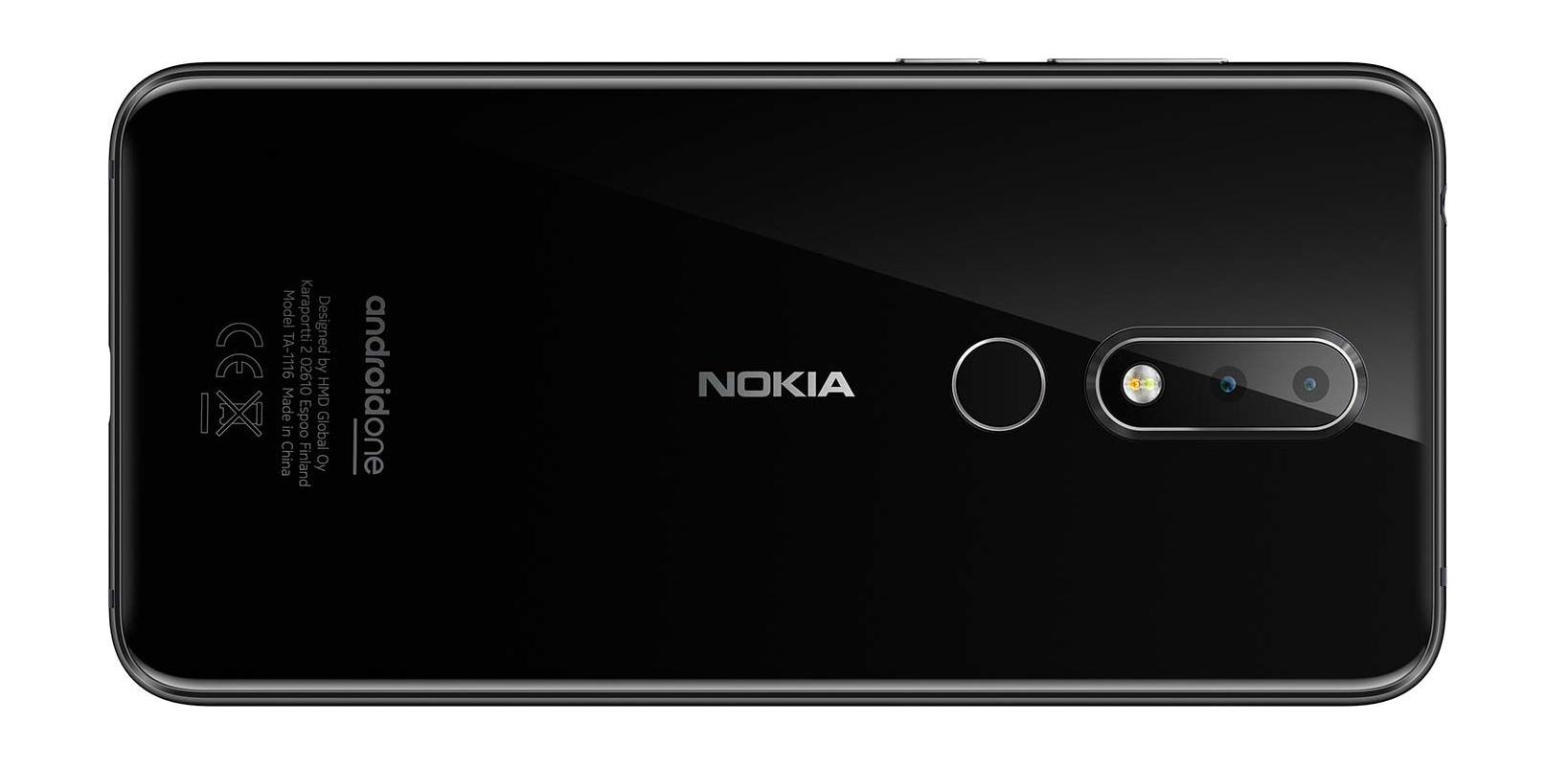 Nokia 5.1 Plus cámara