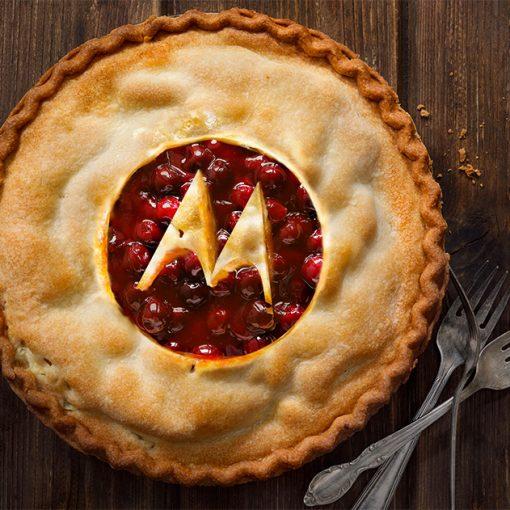 Motorola con Android 9 Pie
