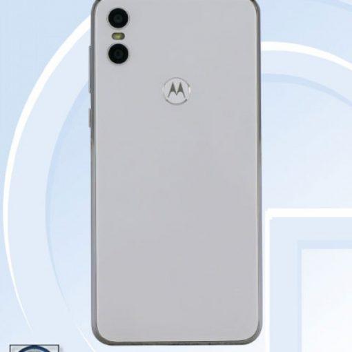 Motorola One en certificación - cámara Dual posterior con flash LED
