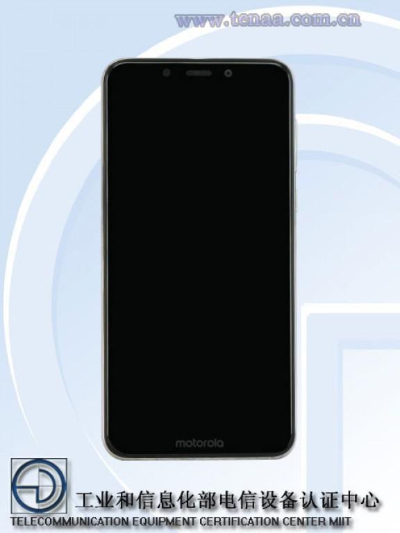 Motorola One en certificación