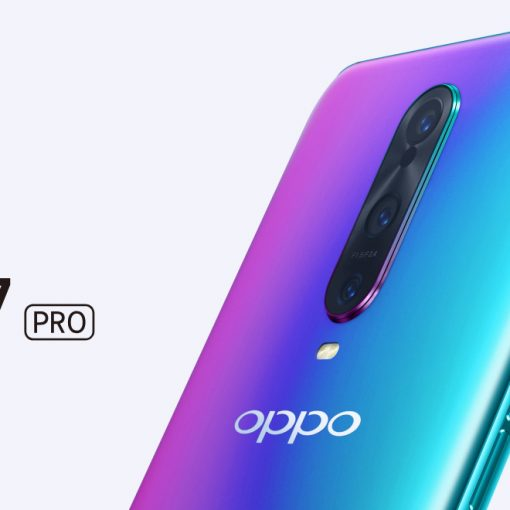 Oppo R17 Pro es oficial